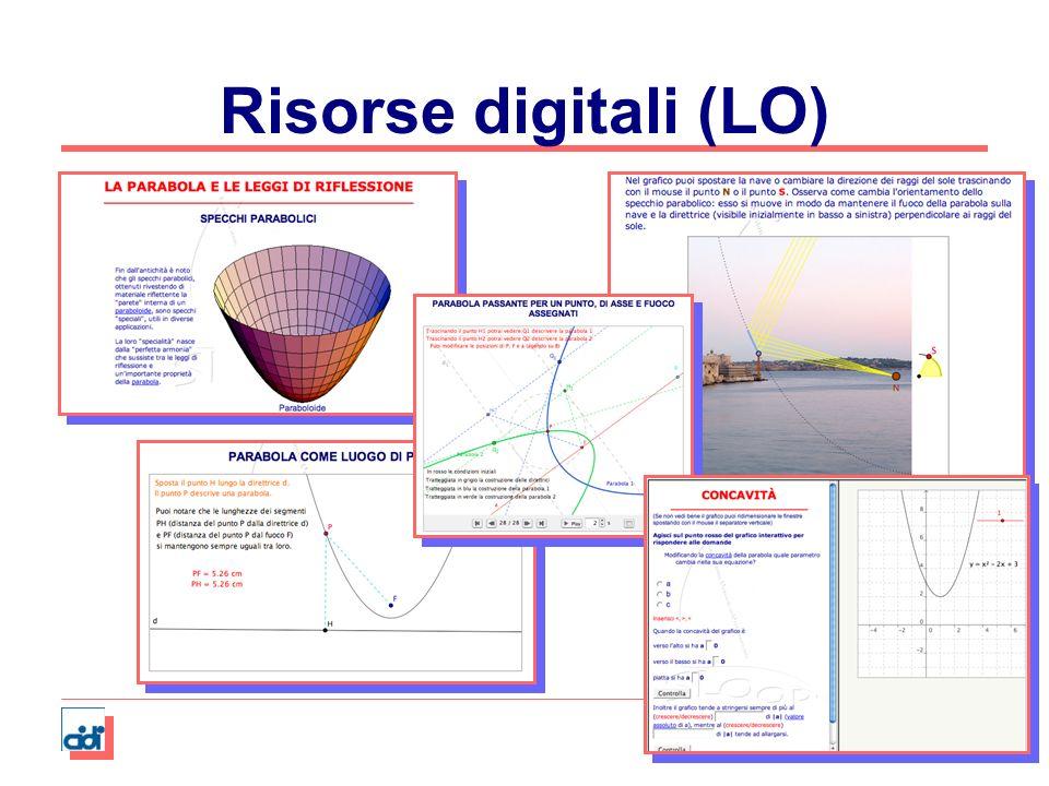 Risorse digitali (LO)
