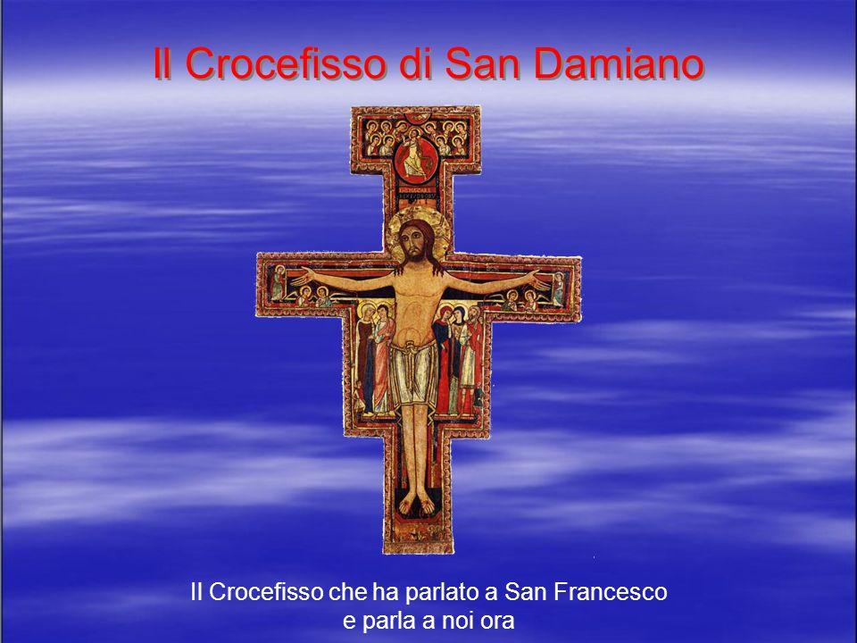 Con S. Francesco un cammino di conversione Un giorno [Francesco] passò accanto alla chiesa di S. Damiano, quasi in rovina e abbandonata da tutti. Cond