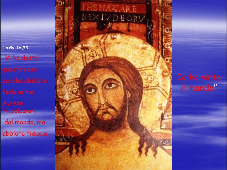 Il volto del Signore Il tuo volto, Signore, io cerco Egli ci invita a guardare nella stessa direzione.