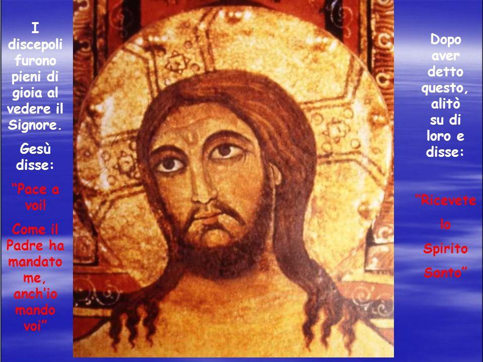 Le piaghe del Signore sono divenute segni,strumenti dellamore fecondo, infatti dalle piaghe si versa il sangue che ridà la Vita. Esso scende copioso s