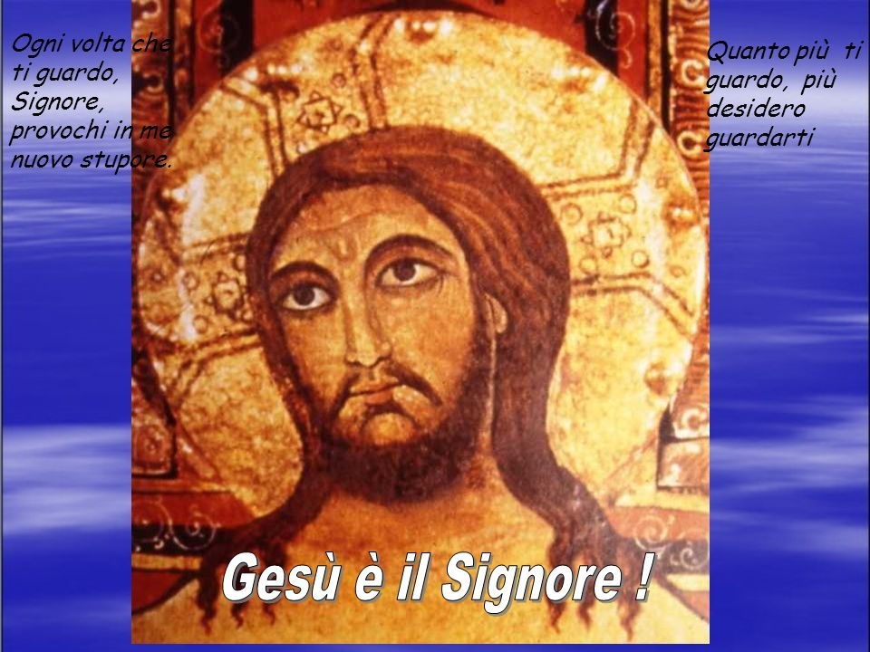 Chi ci separerà dallamore di Cristo? Forse la tribolazione, langoscia, la persecuzione, la fame, la nudità, il pericolo, la spada? … Io sono convinto