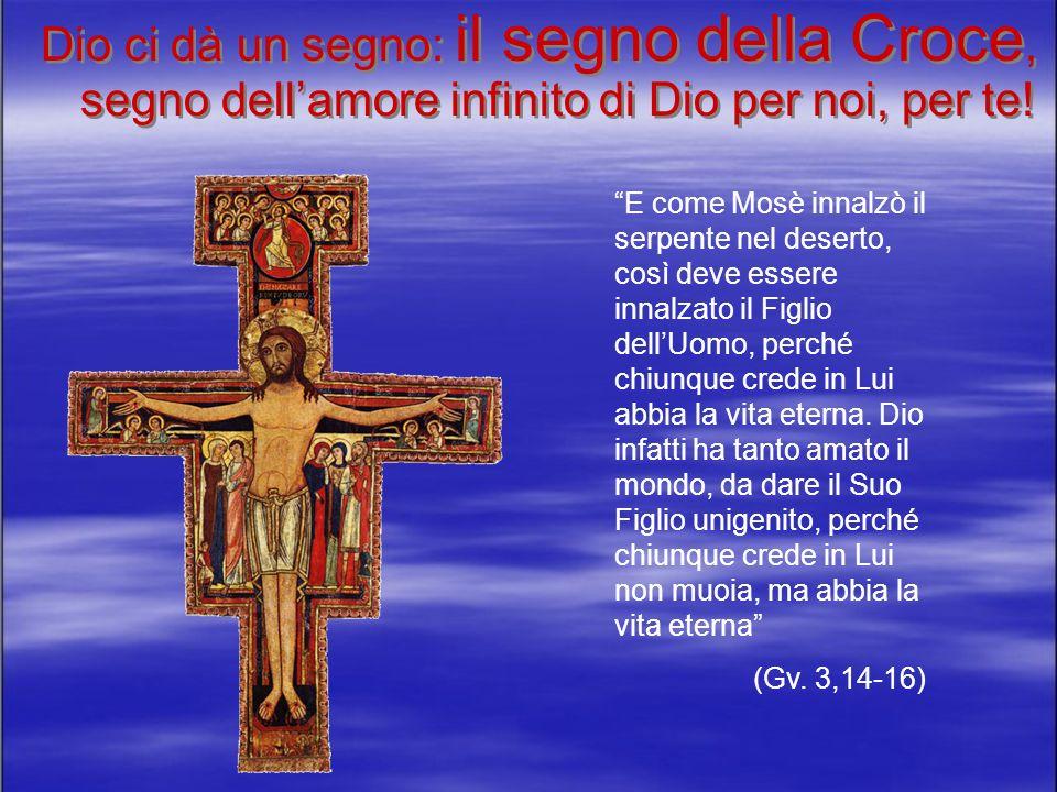 Come vedete, in questo Crocifisso di S.