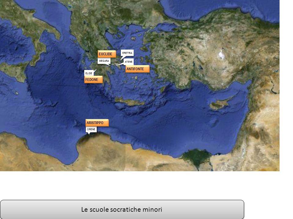 COOS ATENE IPPOCRATE TRACIA MAR DI MARMARA LARISSA Zone di attività di Ippocrate