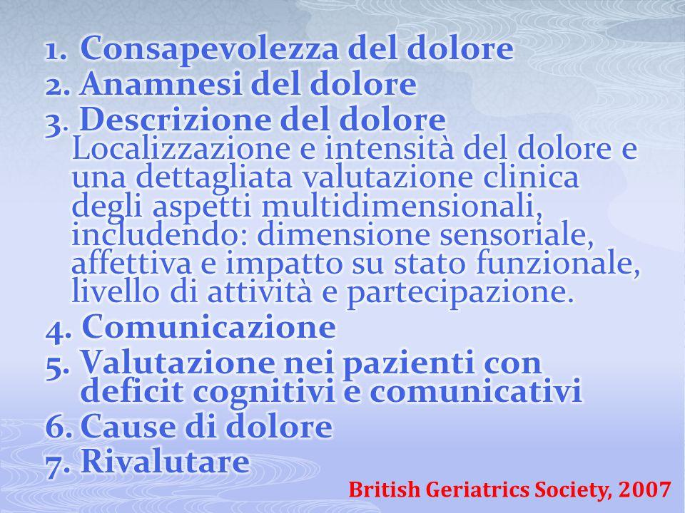 British Geriatrics Society, 2007