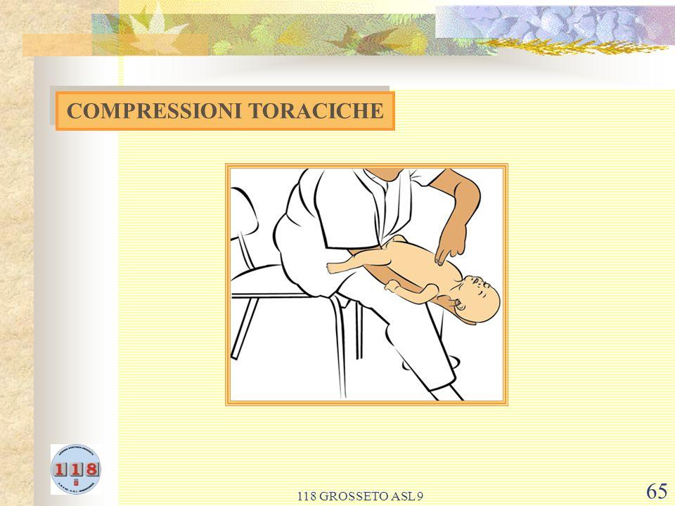 118 GROSSETO ASL 9 65 COMPRESSIONI TORACICHE
