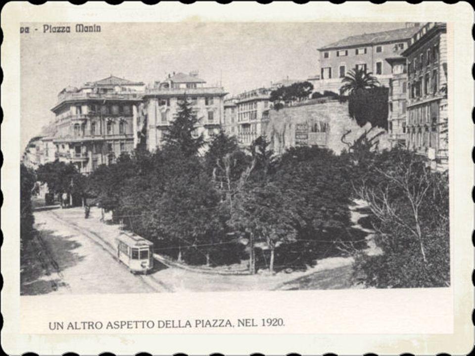 2)Quel terreno assunse quasi di colpo unimportanza primaria, quando gli urbanisti del Comune di Genova diedero il via alla strada, anzi al nuovo quart