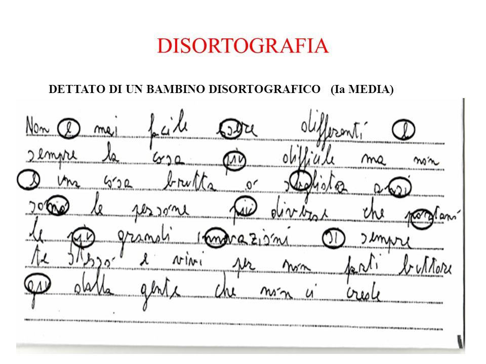 Dove inizia la brutta calligrafia e quando possiamo parlare di disgrafia.