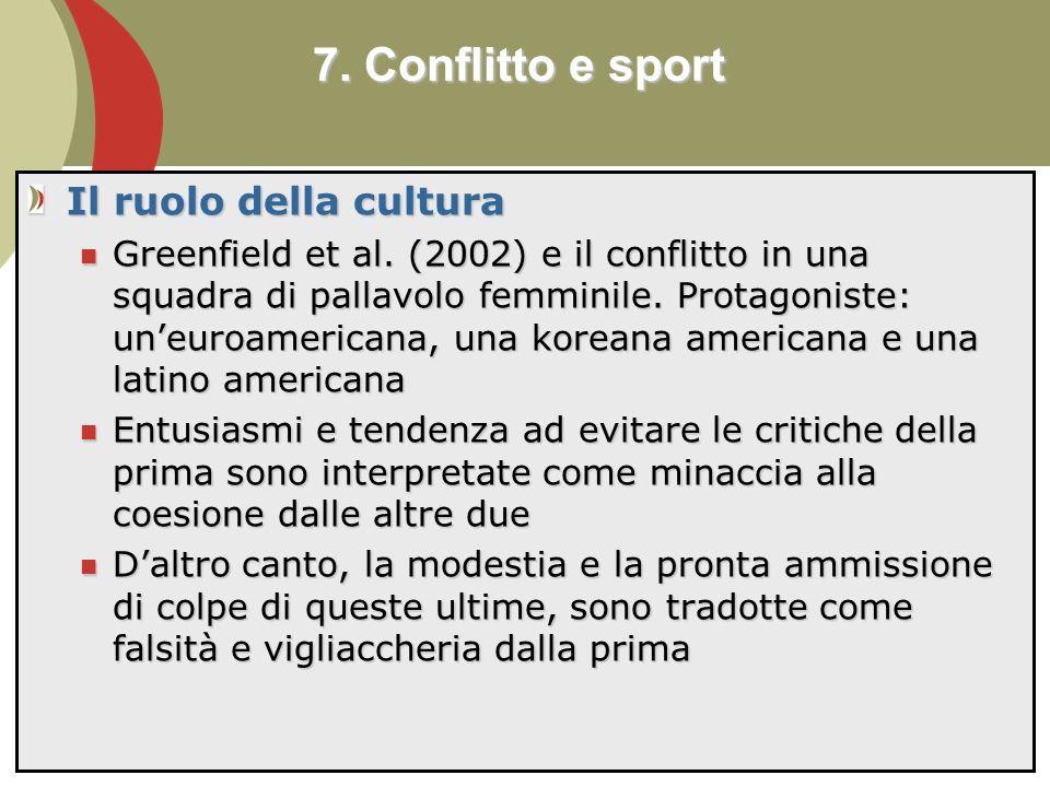 92 Il ruolo della cultura Greenfield et al.