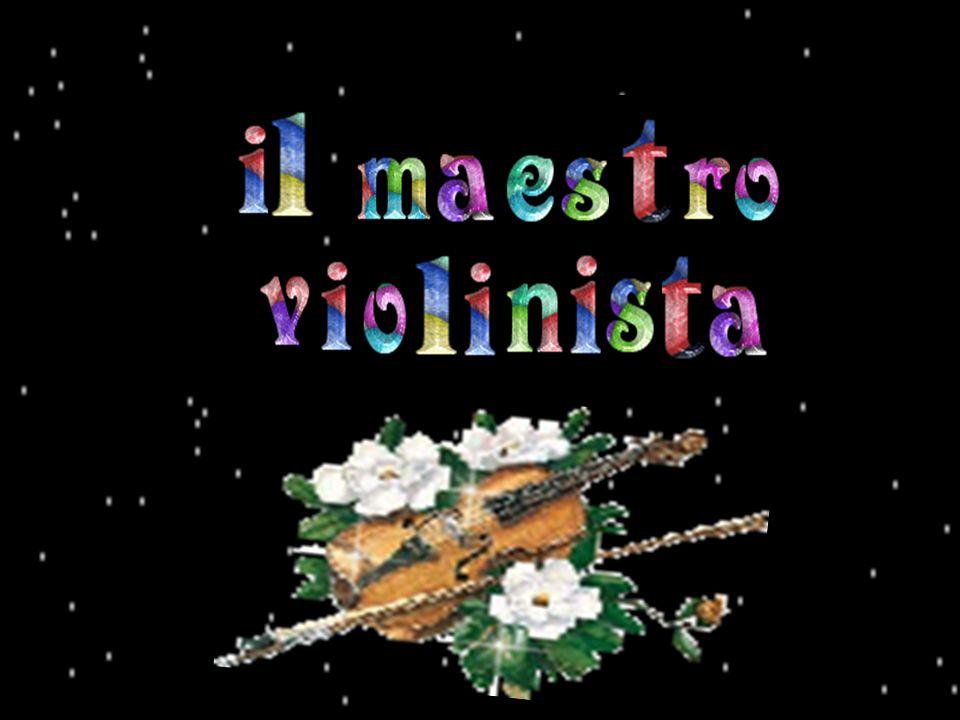 Un maestro violinista, di passaggio in una grande città, annunciò che avrebbe dato un concerto suonando con un violino Stradivari dal valore inestimabile.