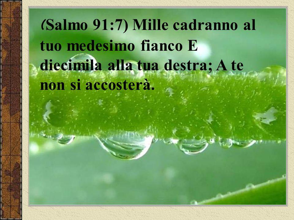 (Salmo 91:6) Né della pestilenza che cammina nella caligine, Né della distruzione che spoglia a mezzogiorno..