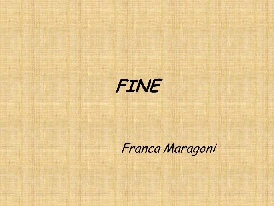 FINE Franca Maragoni