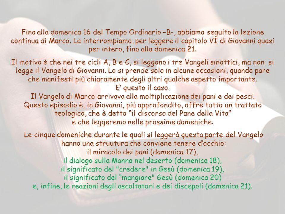 Testo: Giovanni 6, 24-35 // 18 Tempo Ordinario –B- Commenti e presentazione: Asun Gutiérrez Cabriada. Musica: Chopin. Serenata violoncello e piano. Le