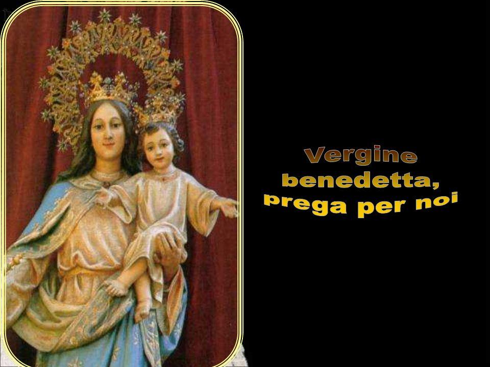 Costruito dallo Spirito Santo; la Vergine unisce in Cristo il cielo e la terra.