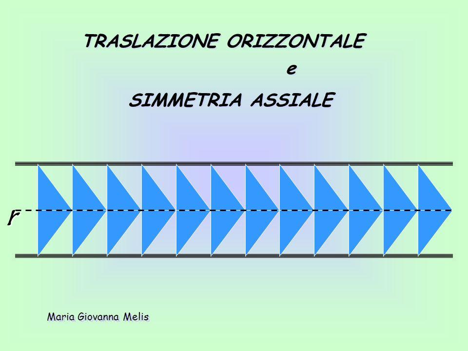 2 SIMMETRIE ASSIALI 2 SIMMETRIE ASSIALI r Maria Giovanna Melis