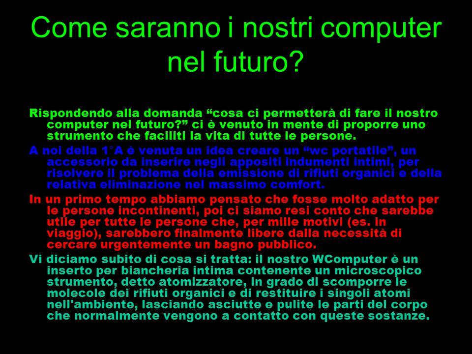 Come saranno i nostri computer nel futuro? Rispondendo alla domanda cosa ci permetterà di fare il nostro computer nel futuro? ci è venuto in mente di