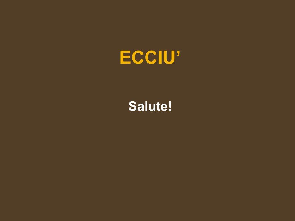 ECCIU Salute!