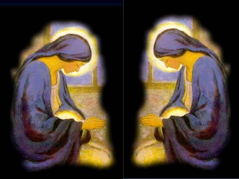 Santa Maria, donna del silenzio, riportaci alle sorgenti della pace.