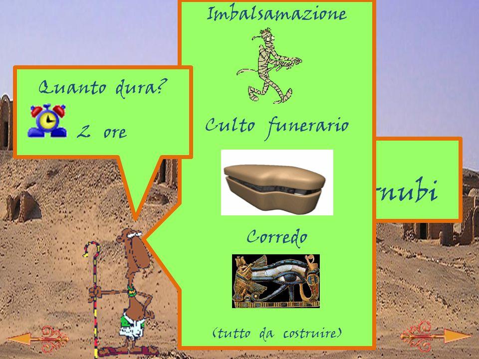 12 - 2 - Labs pratici -A- I segreti di ( Anubi ) -B- Un giorno a Scuola di Scriba -C- Affreschi nella tomba
