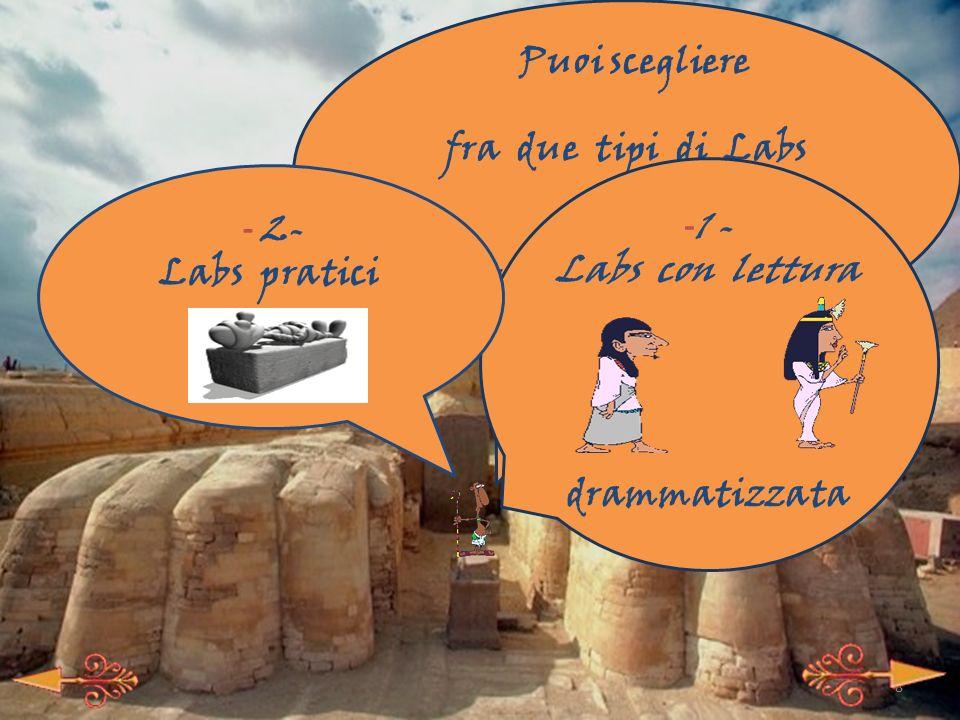 Uf Uf Uffa, sempre di corsa!! 7 In questo Lab, sarai protagonista attivo dellesperienza di conoscenza, stimolato continuamente alla pratica, al dialog