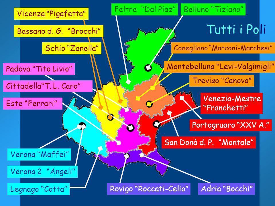 Stefano Quaglia DirVeneto 2004 San Donà d. P. Montale Venezia-Mestre Franchetti Portogruaro XXV A. Adria BocchiRovigo Roccati-Celio Verona Maffei Vero