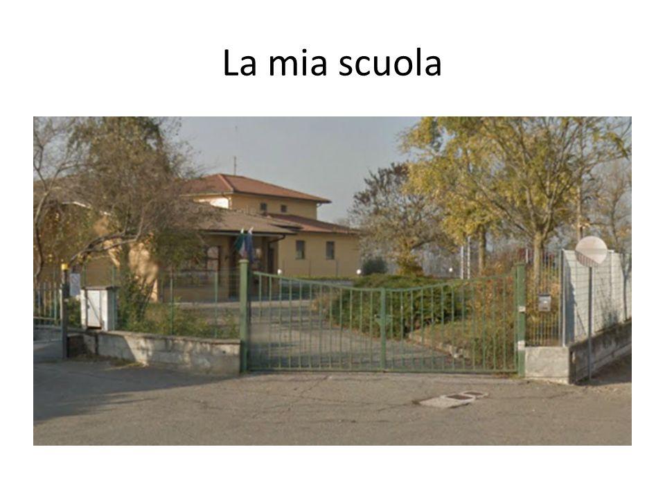 La mia scuola