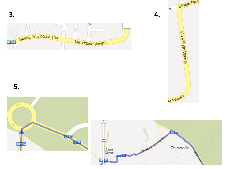 6.Prosegui dritto per rimanere su Strada Provinciale 27 Attraversa la rotonda 1,8 km 7.