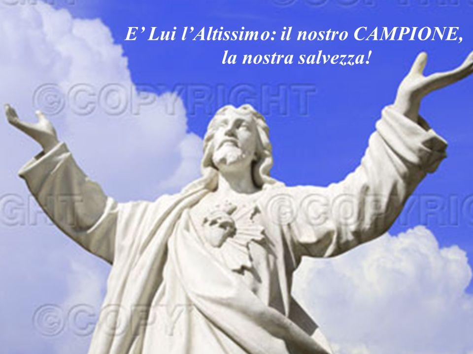 ANTIFONA II (Salmo 46) Popoli tutti, battete le mani al Signore: acclamate a Dio gridando di gioia.