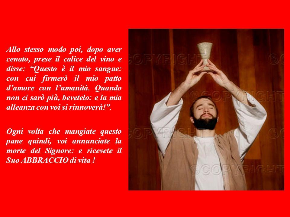 SECONDA LETTURA (dalla prima lettera di Paolo ai cristiani di Corìnto 11,23-26) Carissimi fratelli, vi riporto quello che anche a me è stato riferito: