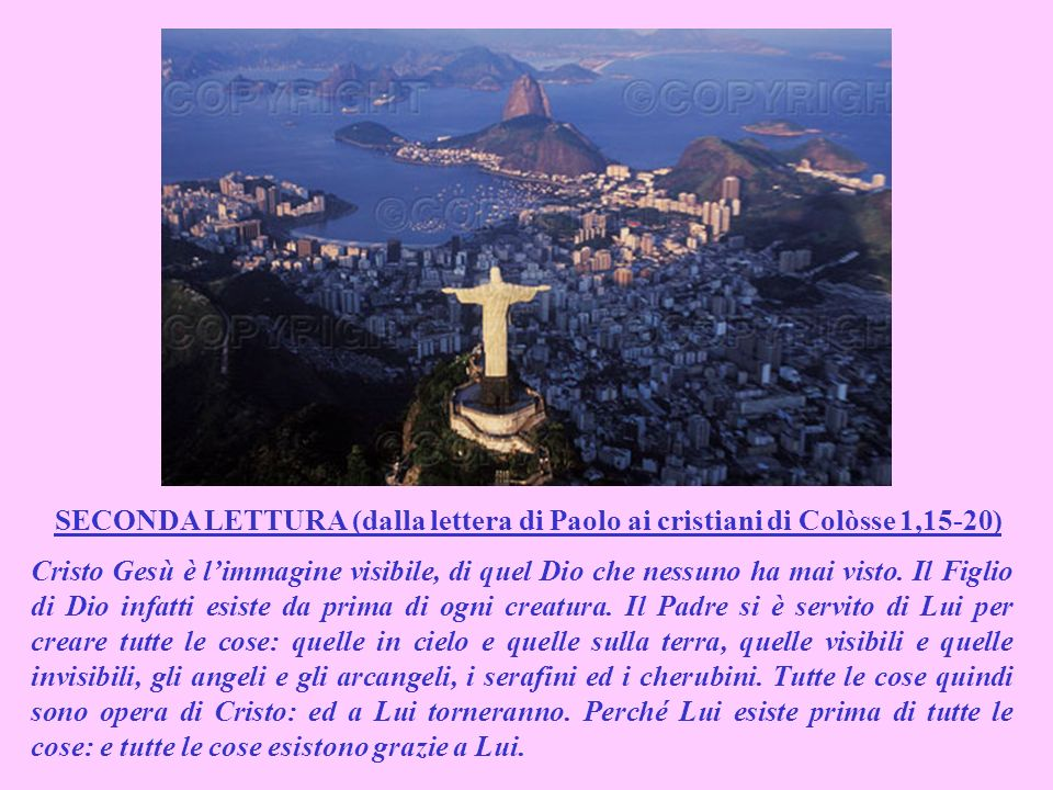 SALMO RESPONSORIALE (Salmo 18,8-11) I comandamenti del Signore fanno gioire.