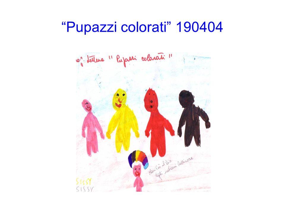 Pupazzi colorati 190404