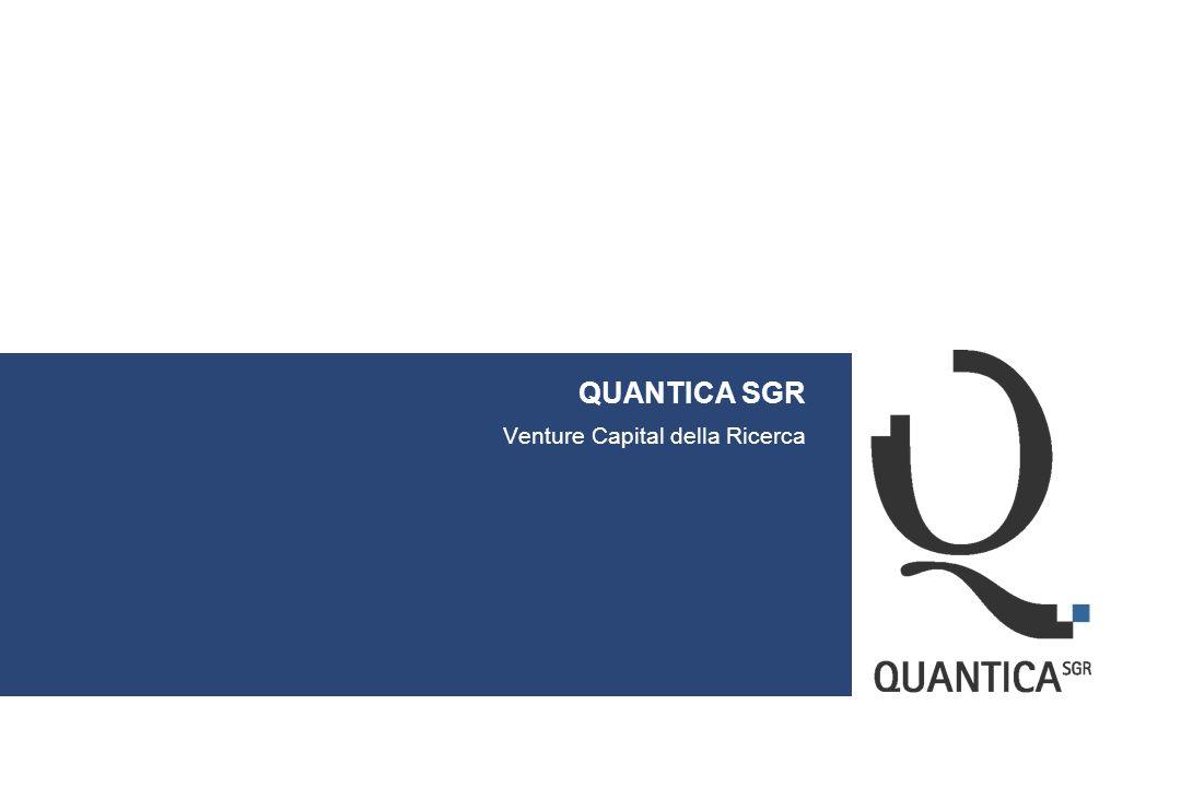 QUANTICA SGR Venture Capital della Ricerca