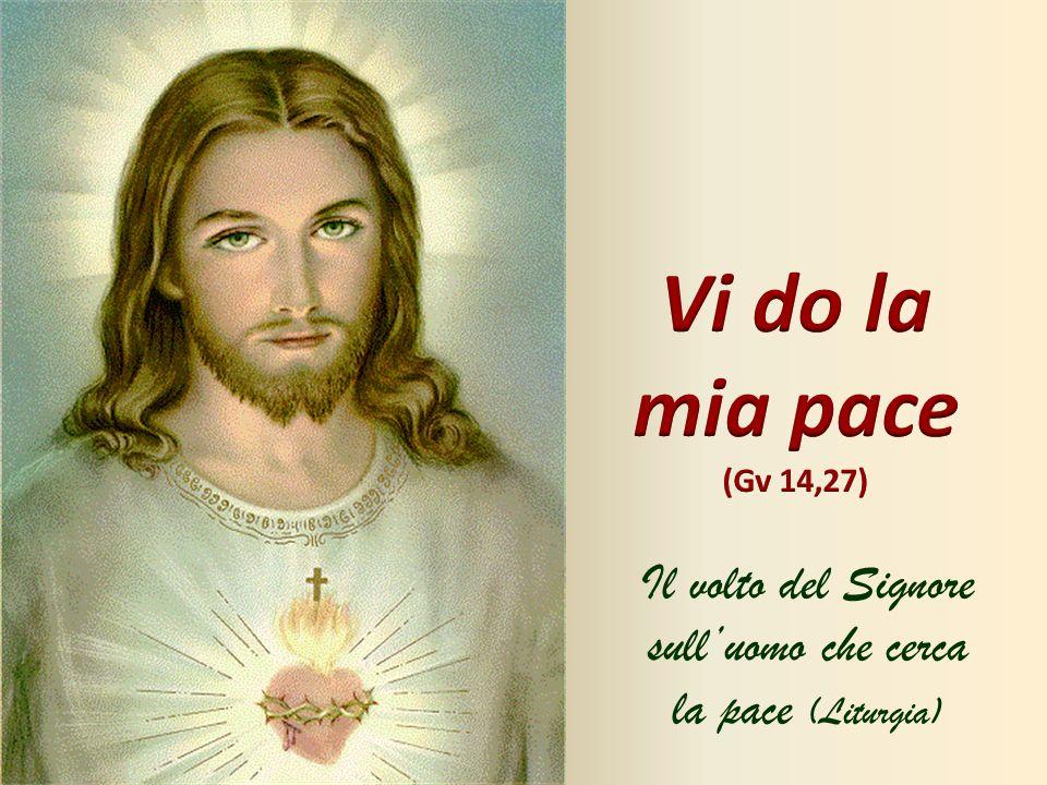 L a pace esteriore è garantita da quella interiore. A nche tu puoi essere uomo di pace se vivi abitualmente riconciliato con Dio.