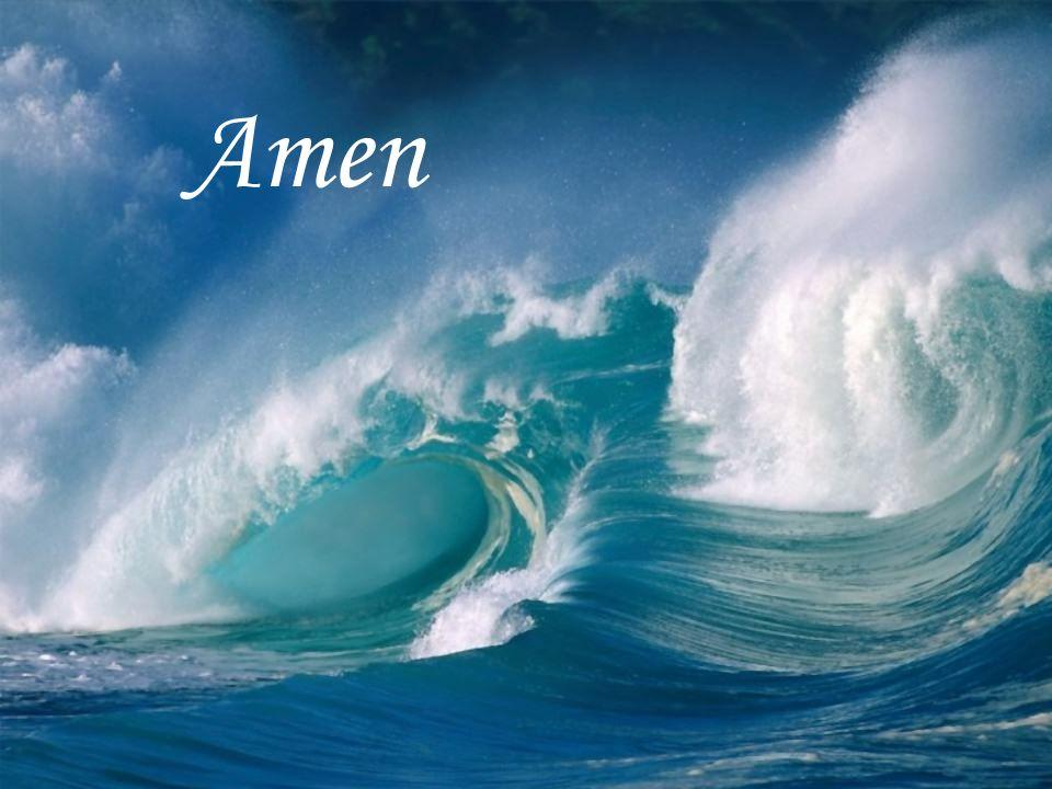 Fa' che arda il mio cuore nellamare il Cristo-Dio, per essergli gradito.