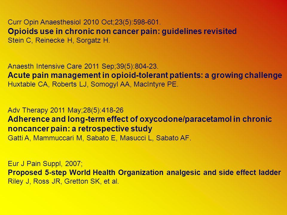 J Opioid Manag.2011 May-Jun;7(3):203-15.