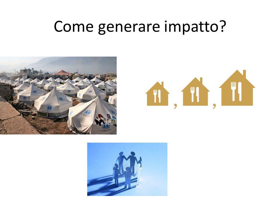 Come generare impatto?
