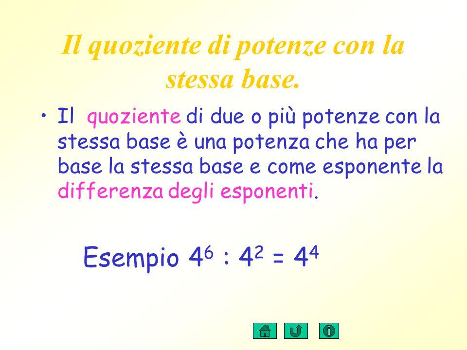 QUADRATO n 2 < 1 2 = 1x1=1 < 2 2 = 2x2=4 < 3 2 = 3x3=9 < 4 2 = 4x4=16 < 5 2 = 5x5=25 < 6 2 = 6x6=36 < 7 2 = 7x7=49