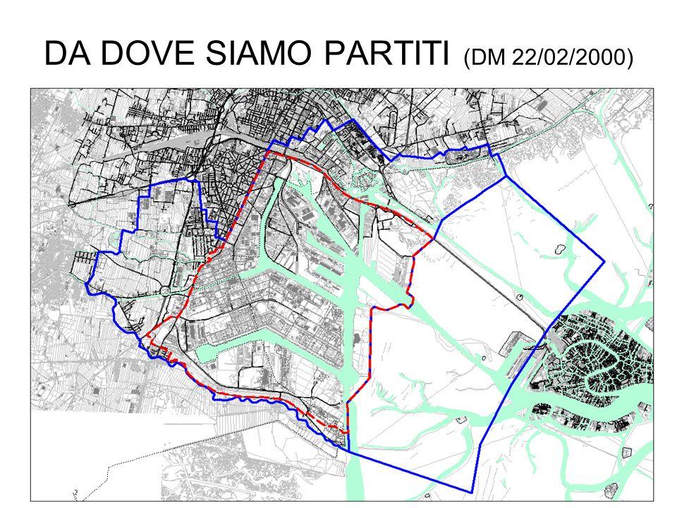 2 DA DOVE SIAMO PARTITI (DM 22/02/2000)
