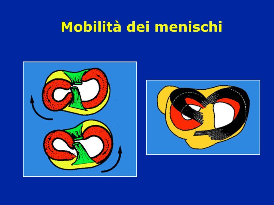 Mobilità dei menischi