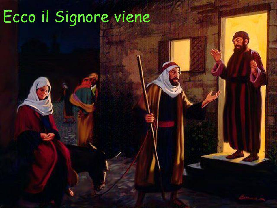 Lieti cantate: gloria al Signor! Nascerà il Redentor!