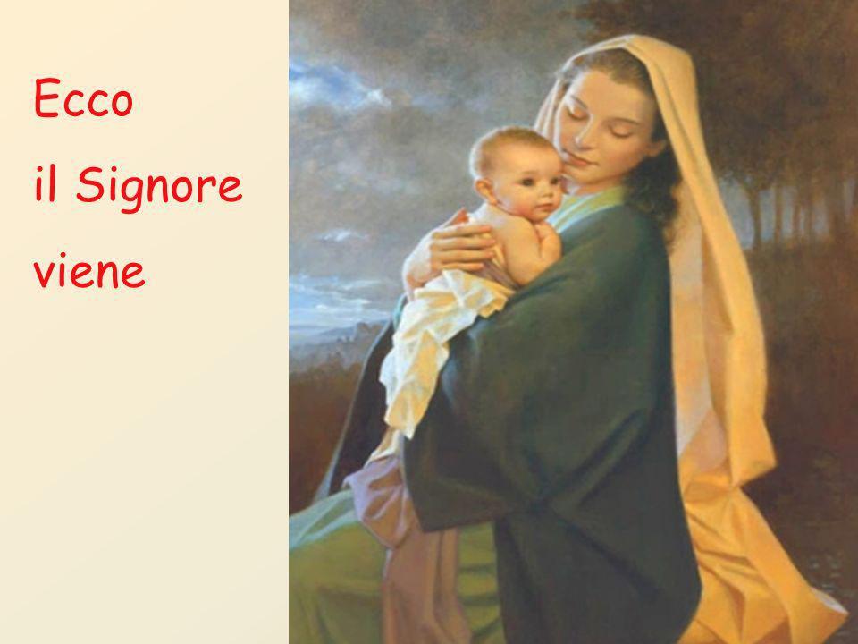 Mentre l attesa si fa invocazione tu vieni in mezzo a noi, o Figlio del Padre: