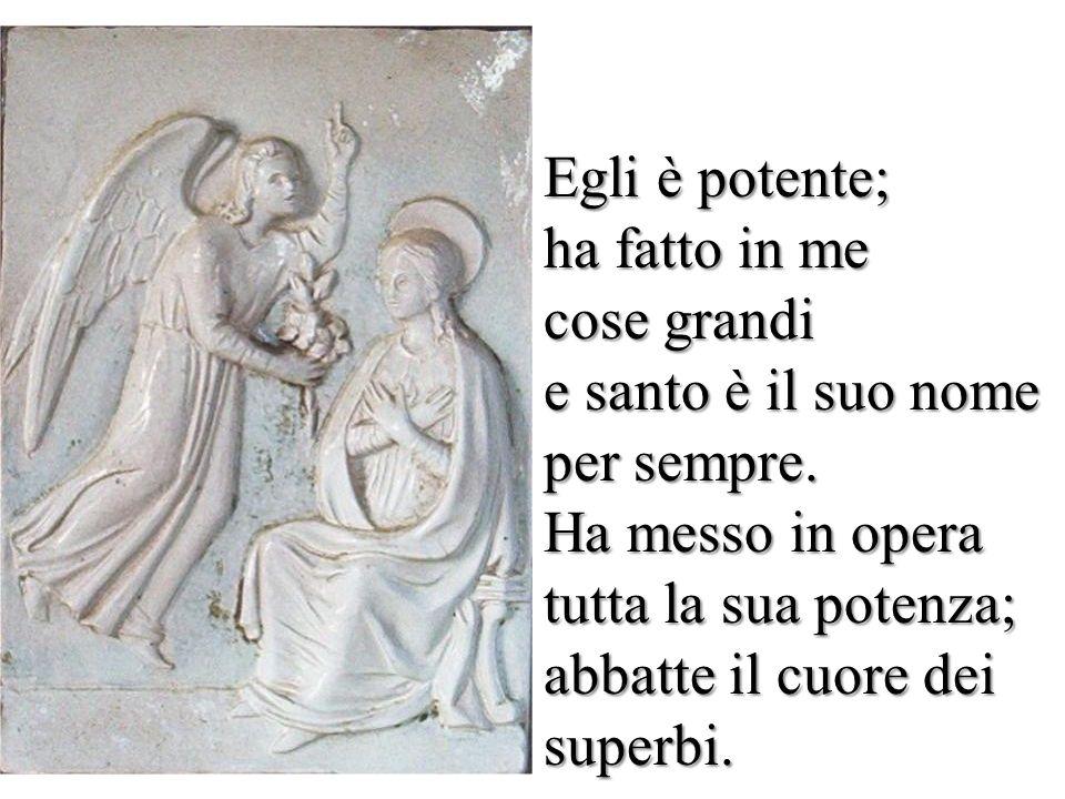 Mentre trascorre la vita solo tu non sei mai Santa Maria del cammino sempre sarà con te.