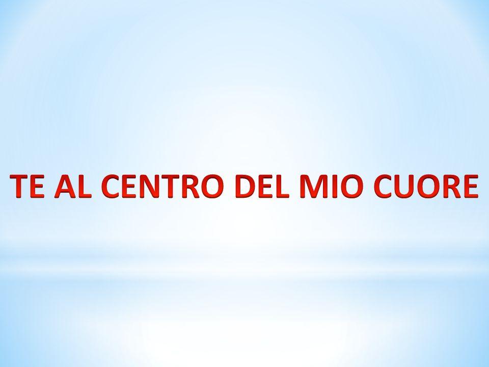 XXIII DOMENICA del tempo ordinario XXIII DOMENICA del tempo ordinario 9 settembre 2012