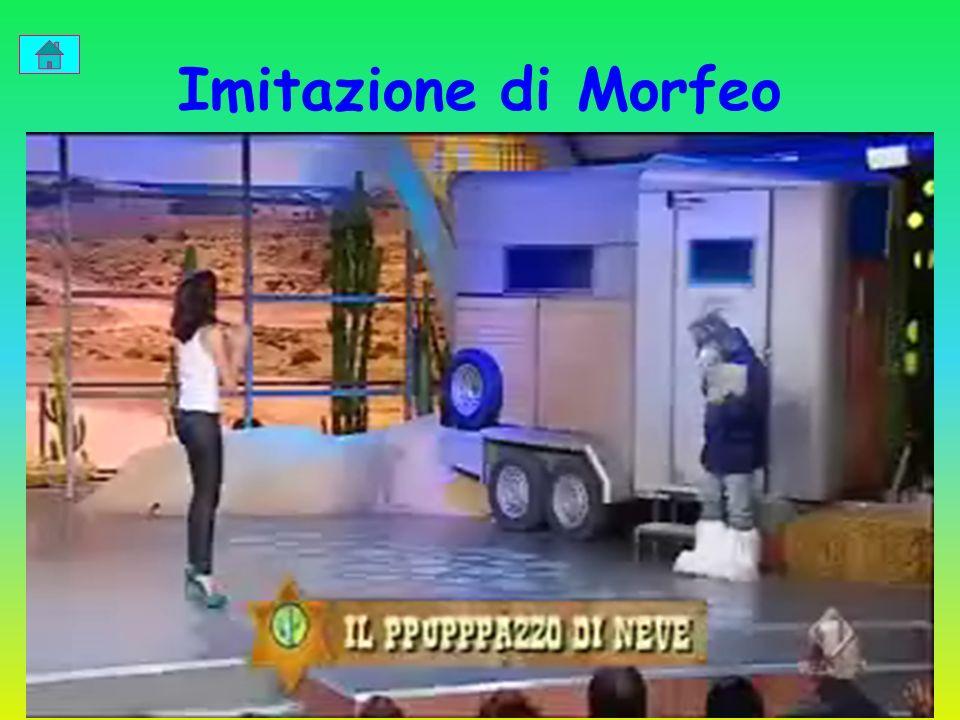 Imitazione di Morfeo
