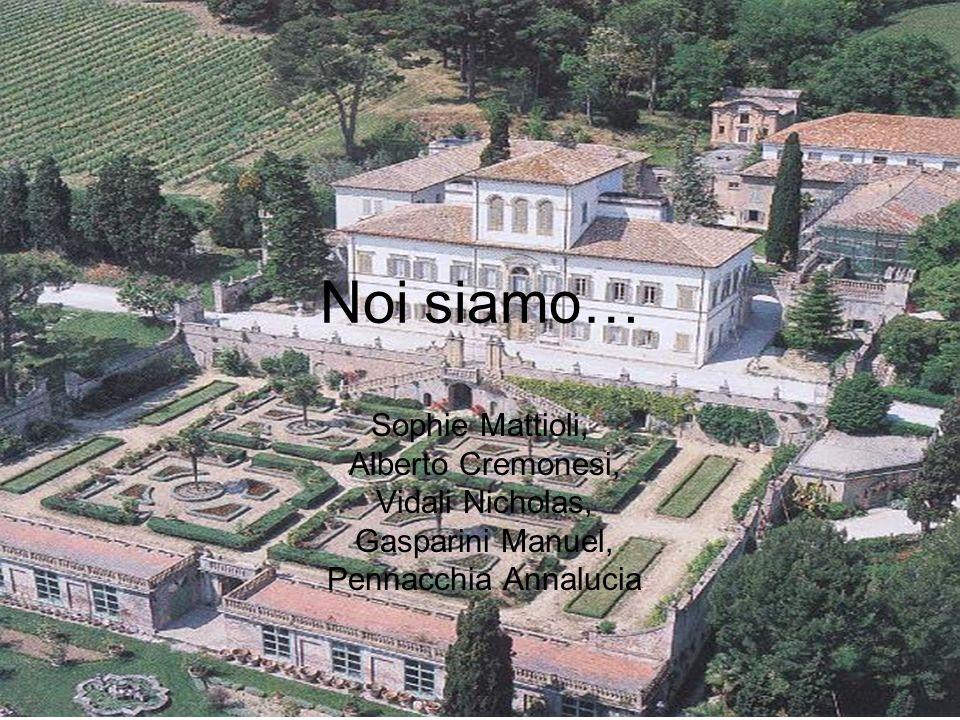 Noi siamo… Sophie Mattioli, Alberto Cremonesi, Vidali Nicholas, Gasparini Manuel, Pennacchia Annalucia