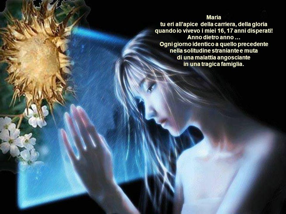 Signore, come canteranno i tuoi Angeli in Cielo se a noi sulla terra hai permesso di ascoltare una Voce così?