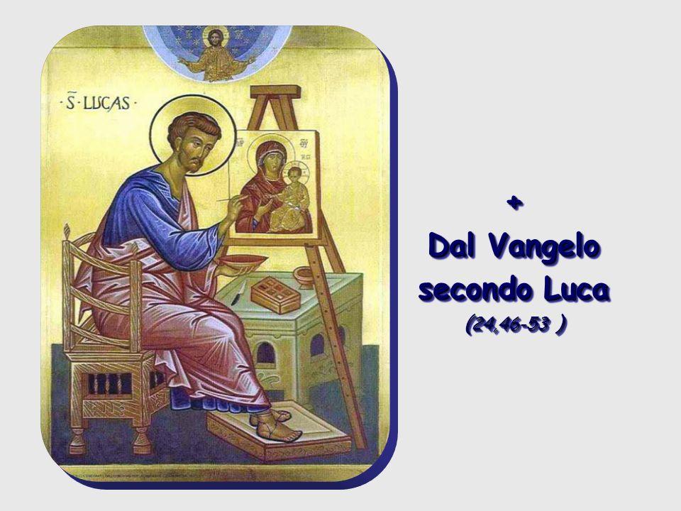 Canto al Vangelo (Mt 28,19.20) Canto al Vangelo (Mt 28,19.20 ) Andate e fate discepoli tutti i popoli, dice il Signore, ecco, io sono con voi tutti i