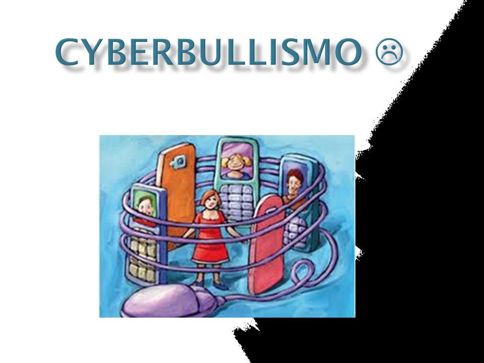 Il cyberbullismo (viene anche detto bullismo online) è il termine che indica atti di bullismo e di molestia effettuati tramite mezzi elettronici come: e-mail, facebook, twitter, i blog, mesaggi che arrivano su telefoni cellulari,ecc.