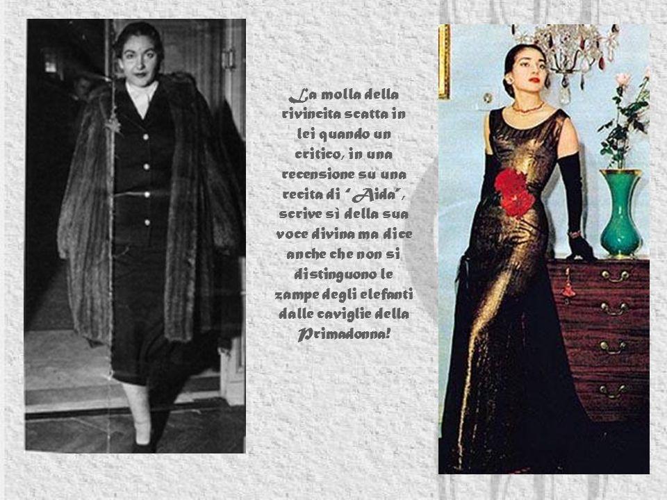 Ciccioni/e Da stampare e mettere sullo sportello del frigo. Maria Callas a 30 ed a 32 anni! Da oltre 100 a 64 kg di peso, per m. 1/72 di altezza!