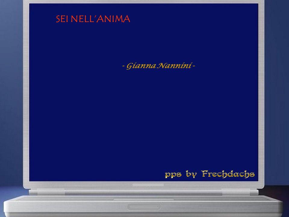 SEI NELLANIMA - Gianna Nannini -