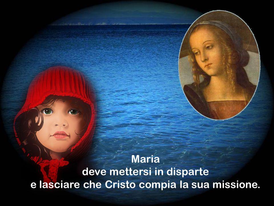 Maria deve portare a compimento quel sì alla volontà di Dio, che lha fatta diventare Madre.